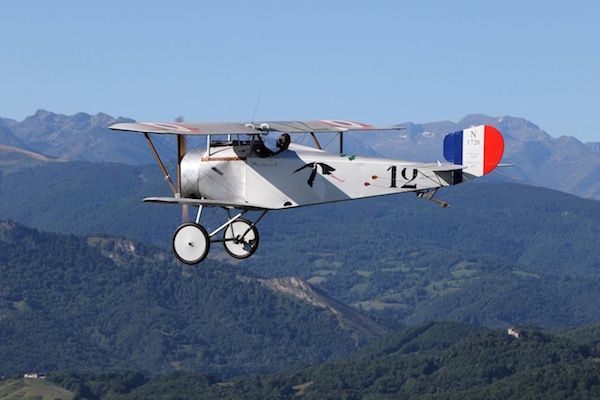 Nieuport 17 de Laurent THOMAS